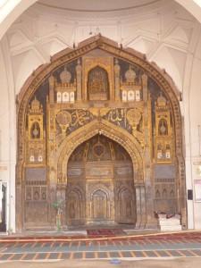Niche de la Jama Masjid