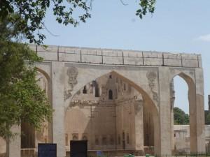 Les arches de Bijapur