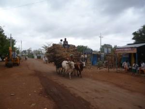 Aihole n'est plus qu'un gros village...