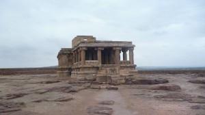 Le temple en haut de la colline, Aihole