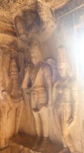 Gandhara à Aihole