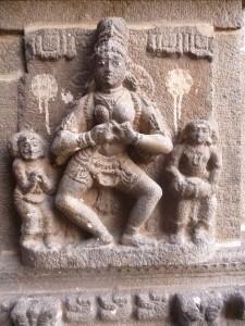 Une danseuse, Chidambaram